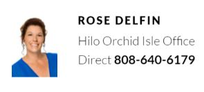 Rose Delfin Contact info